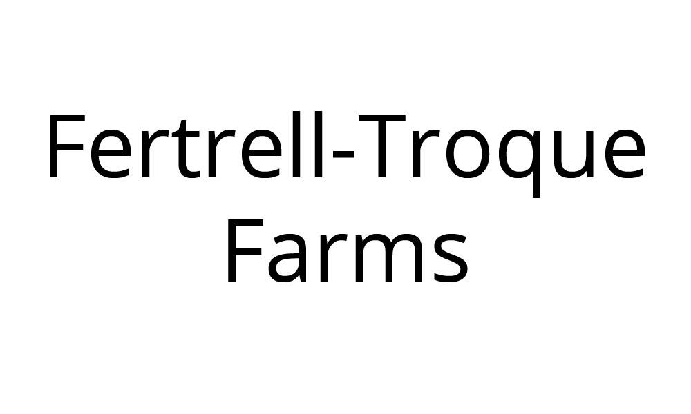 Fertrell-Troque Farms 2018 Vendor