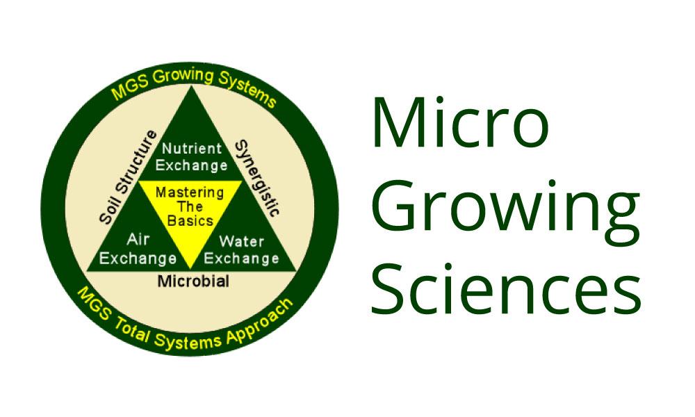 Micro Growing Sciences 2018 Vendor