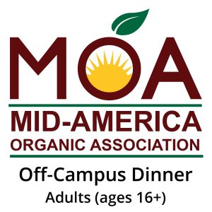 MOA Conference Off-Campus Dinner - Adults Feature