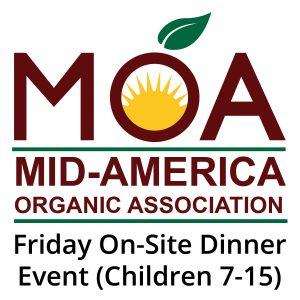 Friday On-Site Dinner Children Feature
