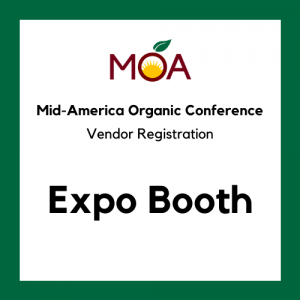 Missouri Organic Association Expo Booth Registration
