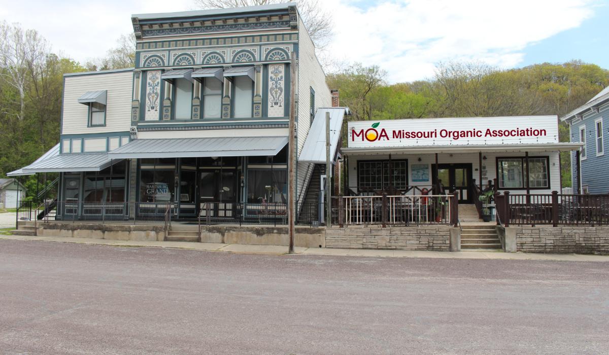 Missouri Organic Association Building