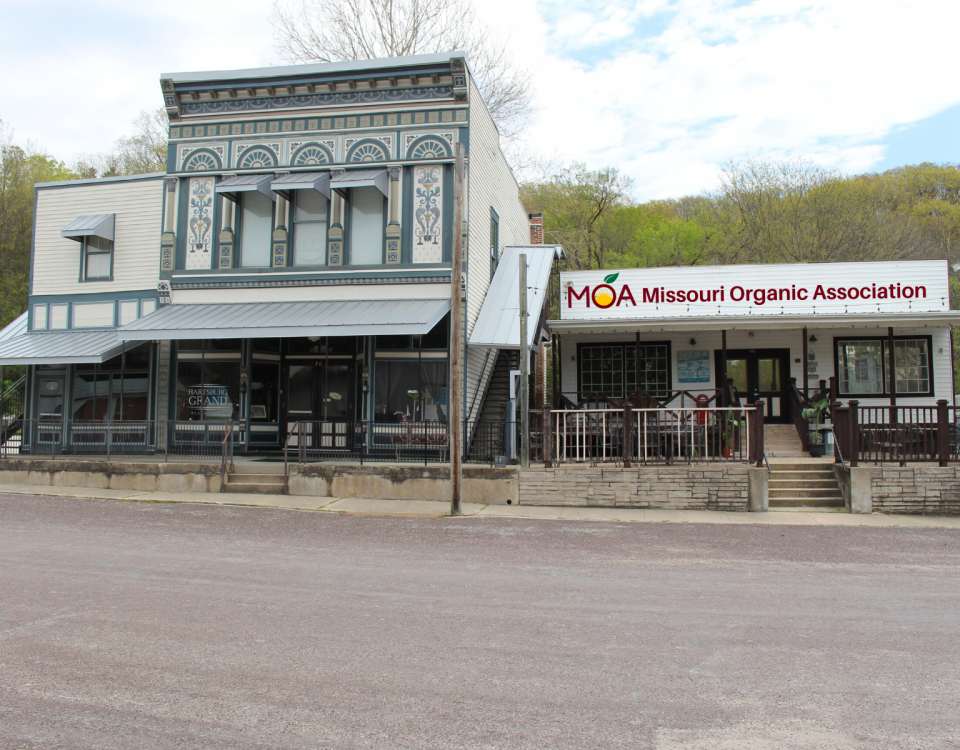 Missouri Organic Association Building