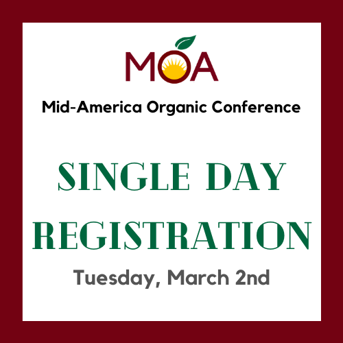 MOA Tuesday Conference Registration
