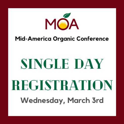 MOA Wednesday Conference Registration
