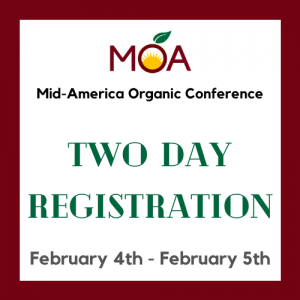 MOA Conference Two Day Registration product image