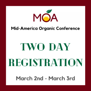 MOA Conference Two Day Registration