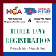 MOA & SMH Three Day Conference Registration