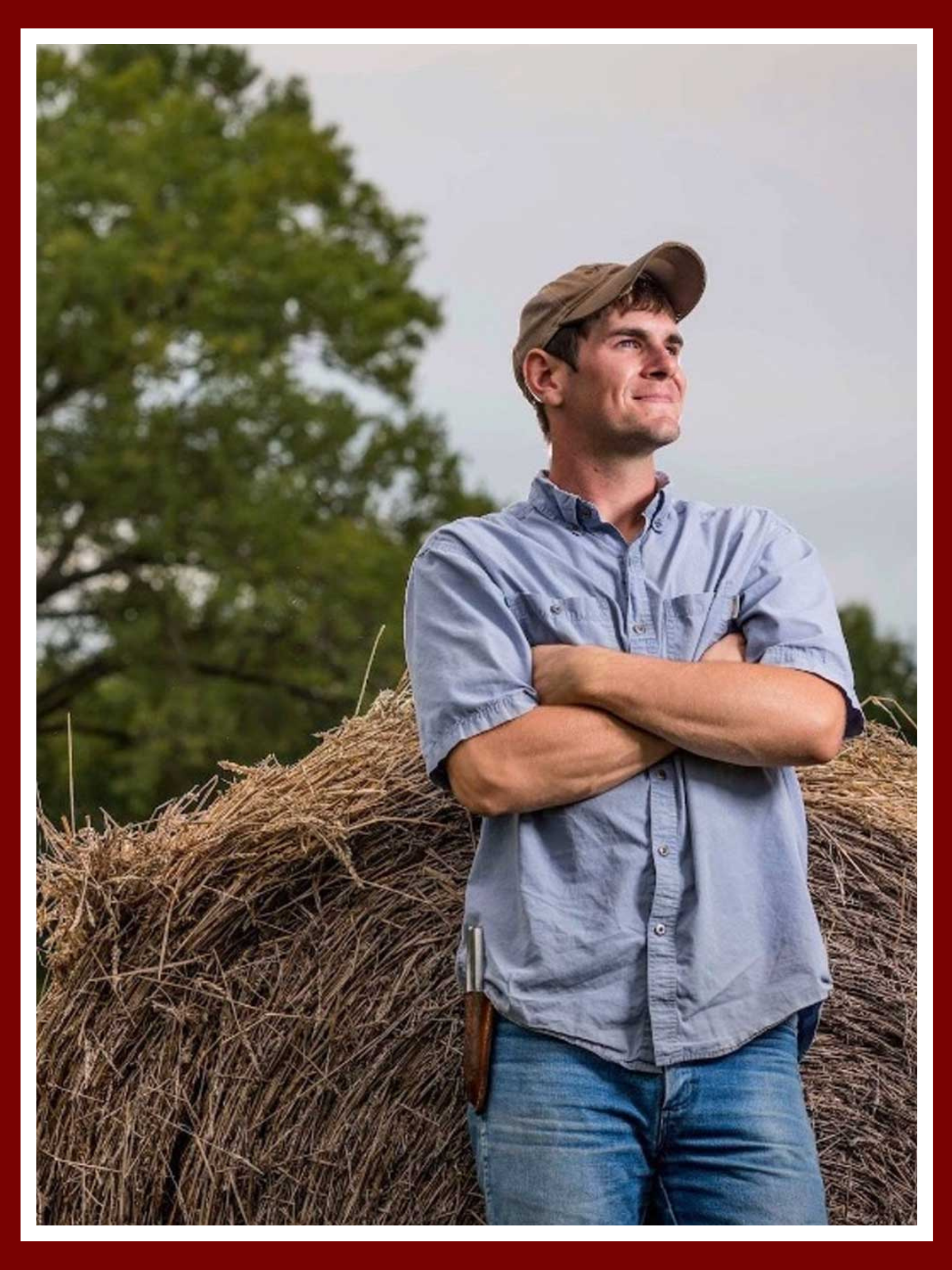 Photo of the 2021 Mid-America Organic Speaker: Scott Thellman