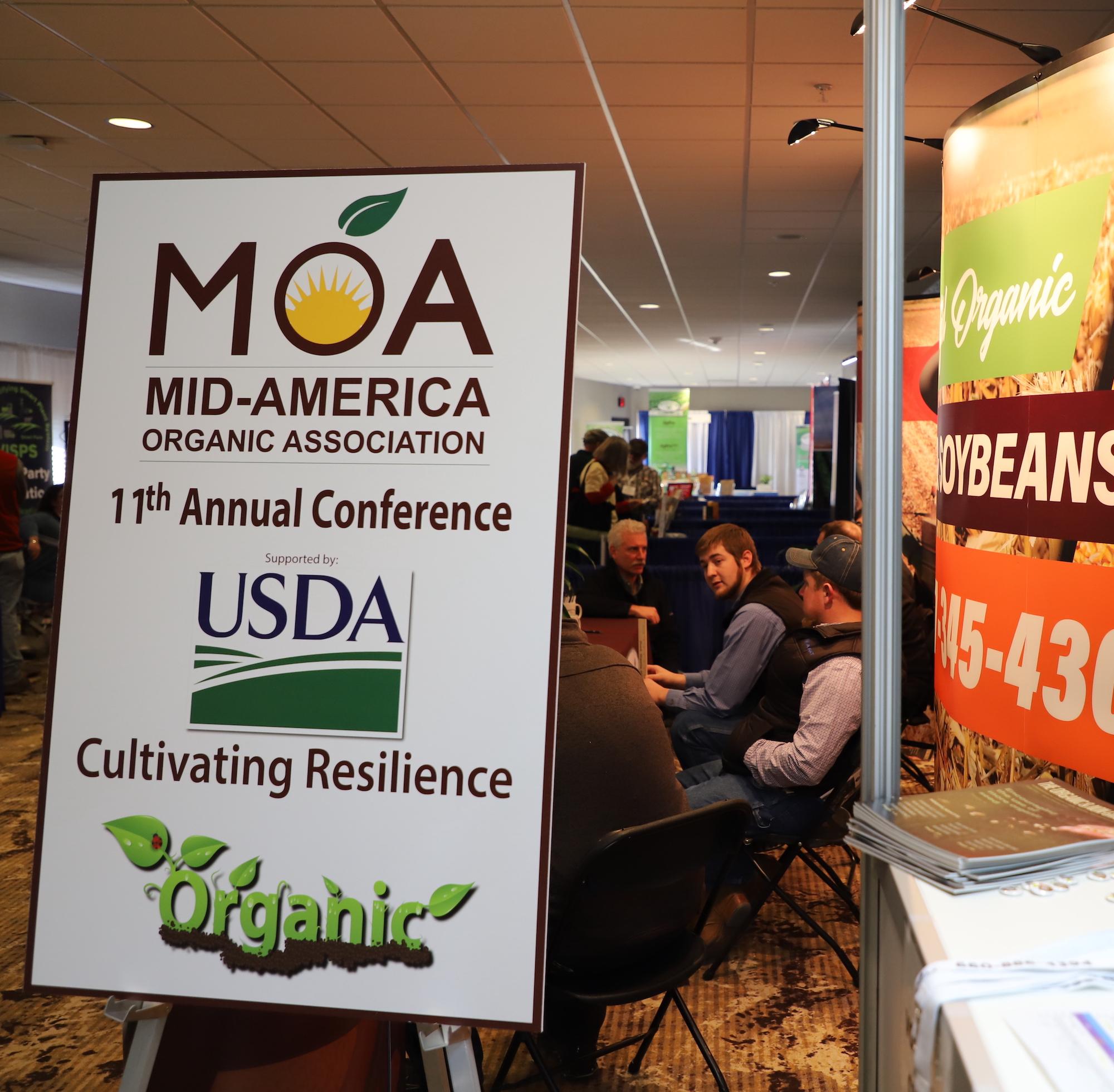 2019 MOA Conference – Missouri Organic Association